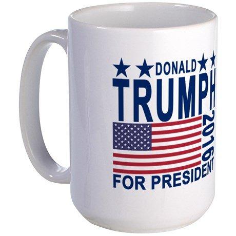 Donald Trump For President  Mug (Large) £15 delivered at cafepress