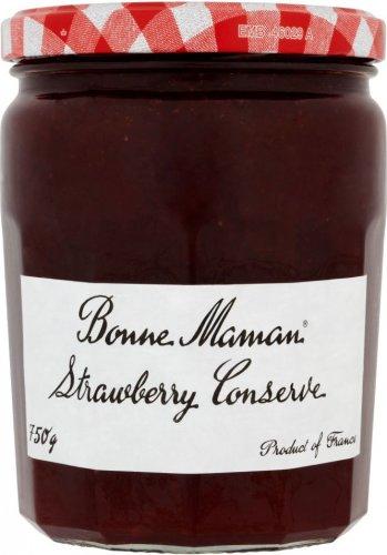 Bonne Maman Strawberry Conserve (750g) was £3.99 now £2.66 @ Ocado