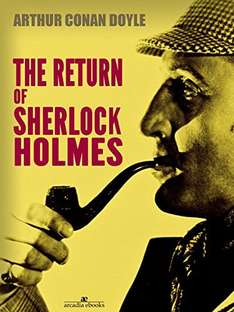 4 New Publications (** 2 More Added **)   - Sherlock Holmes - The Return of Sherlock Holmes Kindle Edition  , The Memoirs of Sherlock Holmes Kindle Edition , His Last Bow Kindle Edition & The Valley of Fear Kindle Edition   - Now Free @ Amazon