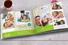 Personalised 20 Page Photobook for £3.99 delivered Wowcher / Truprint