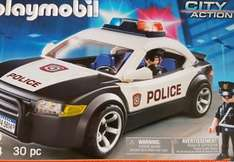 Playmobil Police Car Vehicle £5 @ Tesco st Helen's