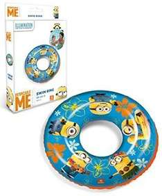 B&M - Despicable Me Minion swimring/armbands or disney 45cm swimring - 10p in-store