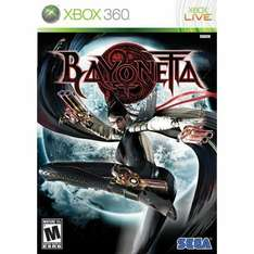 Bayonetta - Xbox 360/Xbox One (Preowned) £3.99 Delivered @ GAME
