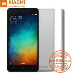 "Official ""Special Global Version"" Xiaomi Redmi 3S Prime 3GB Octacore Smartphone 5"" Inch 3GB 32GB, B4 B20 B28 LTE £105.99@ Ali Express / Xiaomi Authorized store"