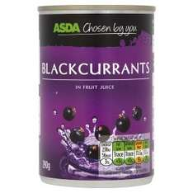 Reduced tins of fruit 22p Asda - ipswich