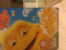 Honey Monster Sugar Puffs 2 boxes for £1 @ Jack Fultons (instore)