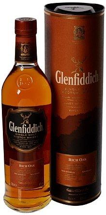 Glenfiddich Whiskey 14 yo 70cl £24.40 @ Amazon Prime