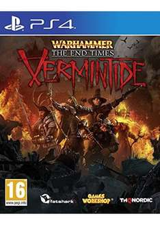 Warhammer: The End Times - Vermintide (Pre-order) PS4/XB1 £26.99 @ base.com