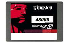 Kingston Technology 480GB Solid State Drive V300 £282.69 now £111.36 @ Amazon