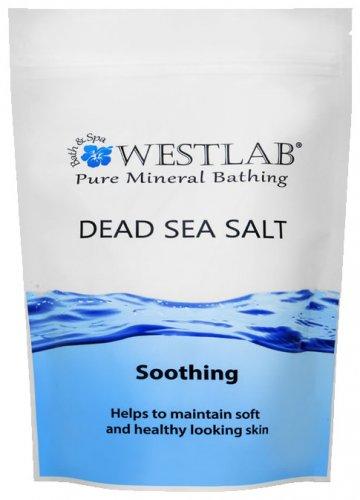 Westlab Dead Sea Salt (25 kg) £29.95 delivered @ Dolphin Fitness