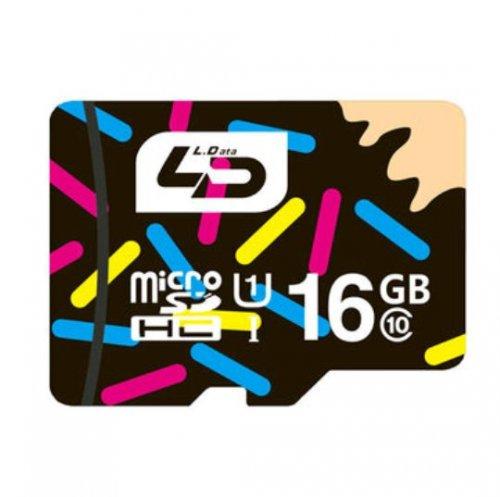LD 16GB Class 10 Micro SD TF Micro SD Card £2.89 @ banggood
