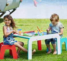Wooden Table and Stools (was £80) Now £40 delivered at ELC (links in 1st comment)