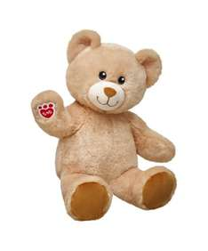 38cm Lil vanilla bean cub £5.00 plus £3.25 postage at Build-a-Bear