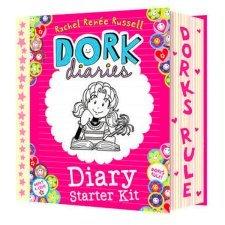 Dork Diaries: Diary Starter Kit Rachel Renee £1 at TESCO