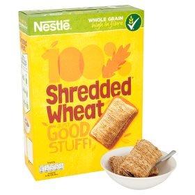 Nestle Shredded Wheat Cereal 16s £1 at ASDA