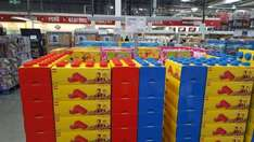 Lego storage Brick 8 large box only £15.58 @ Costco.