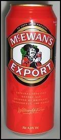 McEwans Export 12 x 440ml cans £6 @ Tesco Fforestfach Swansea