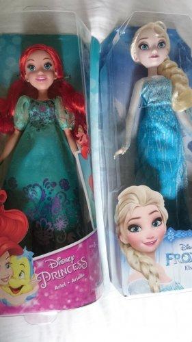 Disney Princess figure dolls buy one get one free £12.95 @ Tesco st Helens