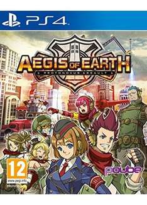 Aegis of Earth: Protonovus Assault (PS4) £12.49 Delivered @ Base