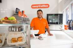 Free coffee voucher for 2 new central London branches of EasyCoffee