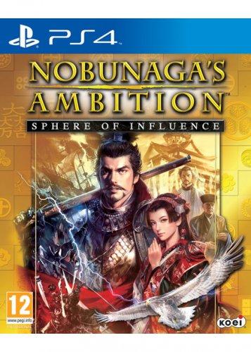 Nobunaga's Ambition (PS4) £14.85 Delivered @ Base