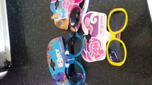 Children's character sunglasses £1 @ Wilko