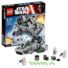 LEGO Star Wars 75100: First Order Snowspeeder £20 @ Amazon