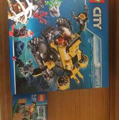 Lego reductions £1.50 at Boots in Ashford, Kent
