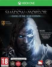 [Xbox One] Shadow Of Mordor GOTY Edition (As New) - £6.91 - Boomerang Rentals