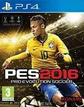 PES 2016 (Pro Evolution Soccer 2016) PS4 (Used - As New) - £7.25 delivered @ Boomerang Rentals