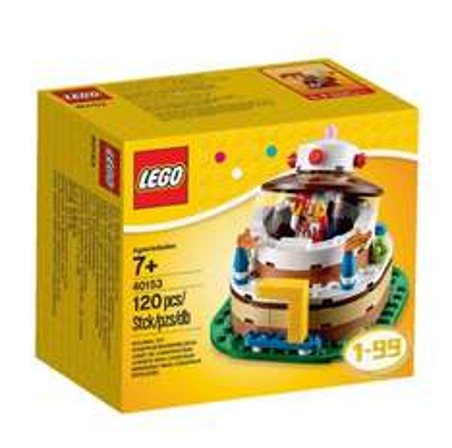 Lego Birthday Cake, £6.99 + £3.99 del @ Lego