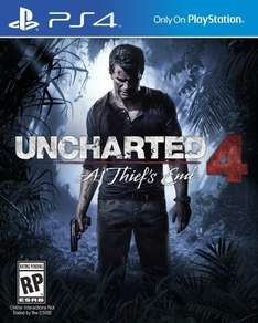 Uncharted 4: A Thief's End (PS4) @ Amazon via NXTech £24.49 + Free Delivery