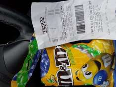 M&m's peanut 165g limited edition Rio I think 25p @ Tesco - Preston