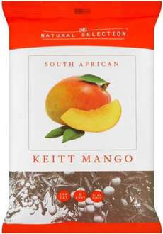 Natural selection dried mango 100g for only 15p @ Asda