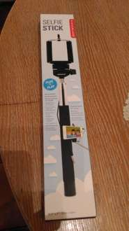 selfie stick 99p @ Home Bargains