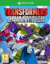 Transformers: Devastation for the Xbox One (used/pre-owned) ONLY £5.99 with delivery - Boomerang Rentals!