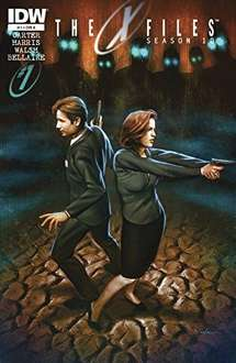 The X-Files: Origins #1: Chapter One  &   The X-Files: Season 10 #1 (The X-Files Season 10 Graphic Novel) [Kindle Editions] - Free Downloads @ Amazon