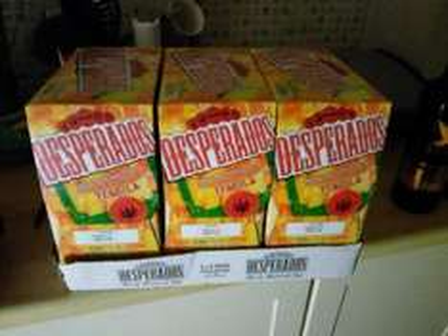 Desperados Beer 8 x 330ml Bottles - £6 Instore Tesco