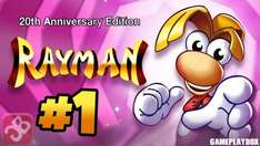 Original Rayman game! 80% off so 0.79p at Google Play! Use some of that google credit :)