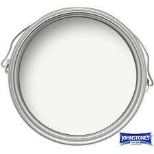 Johnstones Brilliant White Paint 5L For only £9.00 at ASDA