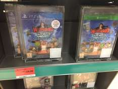 Worms W.M.D instore Sainsburys (Preston)  PS4/Xbox One for £14.99