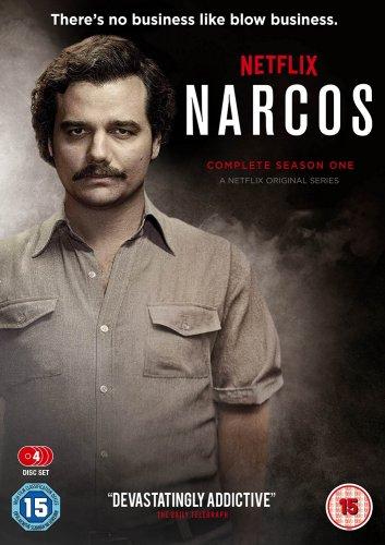 Narcos Season 1 [DVD] £12 prime / £13.98 non prime @ Amazon