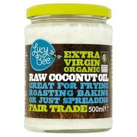 Lucy Bee's Extra Fair Trade Virgin Coconut Oil £7.99 @ ASDA