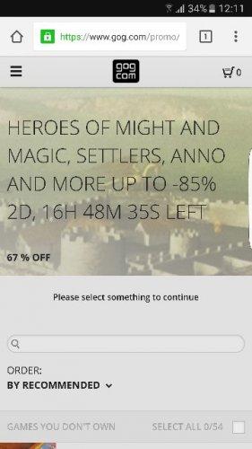 GoG.com - 67%+ off Games
