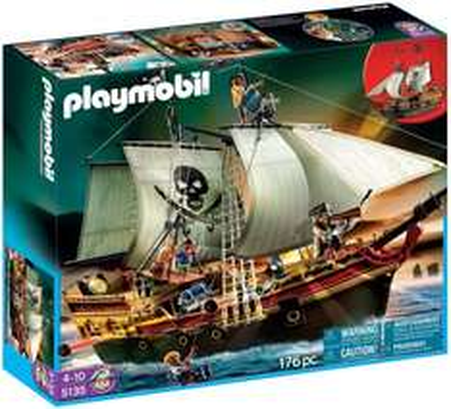 Playmobil Pirate Attack Ship 5135 @ Boots.com - £18