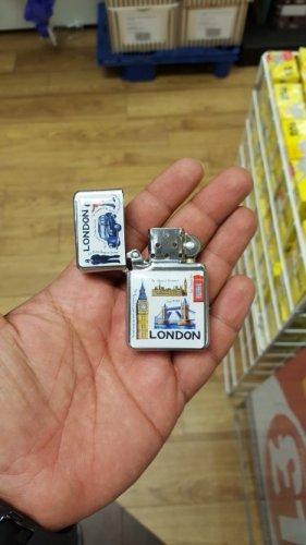 Flip Lighter £1 at poundland
