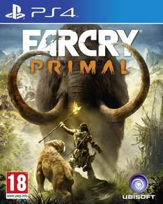 [PS4] Far Cry Primal-As New £19.02 (Boomerang Rentals Via Amazon)