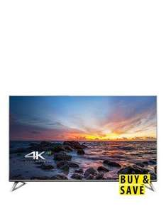 Panasonic Viera 50DX700B 50 inch Ultra HD HDR Smart LED TV only £559.99 @ VERY (with code)