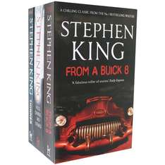 The Works: Stephen King 3 book set (free Click and Collect or £2.99 standard delivery) £5 @ The Works