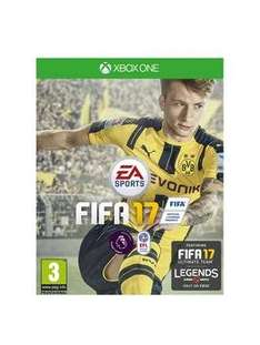 FIFA 17 XBOX ONE/PS4 £25.00 (VERY.CO.UK NEW CUSTOMERS ONLY)